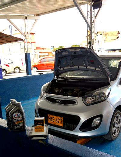 Los automóviles que trabajan sin gasolina